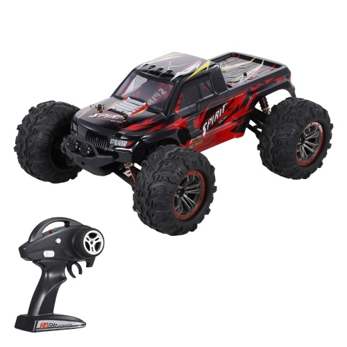 X-04 1:10 RC Car RC Truck 4WD 2.4GHz Off Road RC Trucks 18 Minutes 45km/h High-Speed Vehicle Remote Control Car