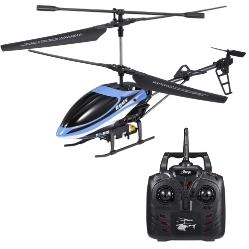 YD615 RC Hubschrauber mit Gyro 3.5 Kanälen 2,4 GHz Sender RTF Langlebiges Flugzeug (8 Minuten Flugzeit)