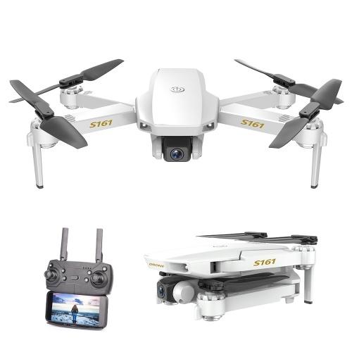 CSJ S161 Mini Pro Drone 4K Камера Оптическое позиционирование потока RC Quadcopter