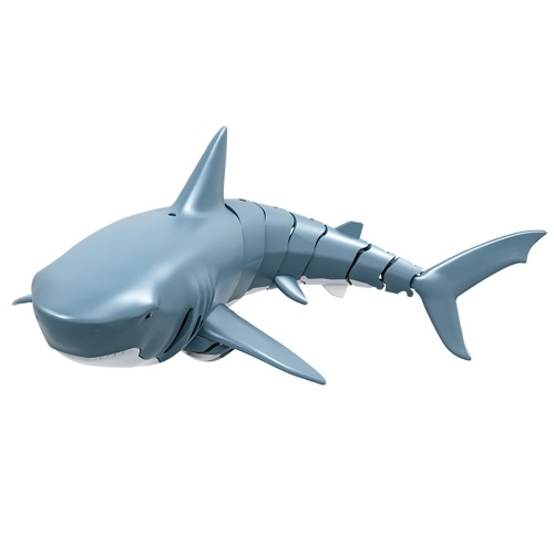 Mini RC Shark Remote Control Toy Swim Toy Underwater RC Boat Electric Racing Boat Spoof Toy Pool