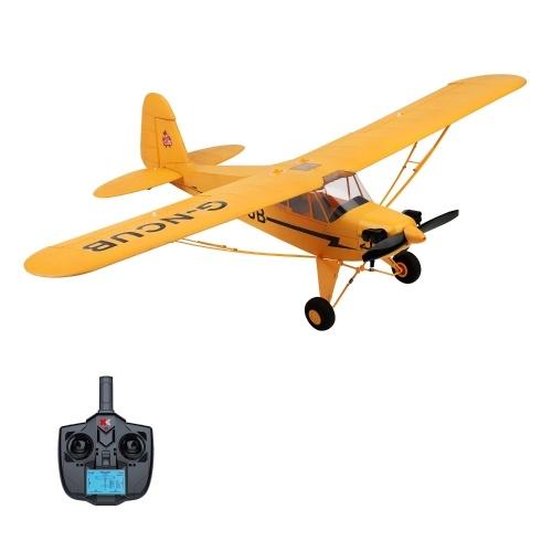 Wltoys A160 5 Kanal bürstenloses ferngesteuertes Flugzeug für Erwachsene Stunt Flying 3D 6G Modus Upside Down RC Aircraft