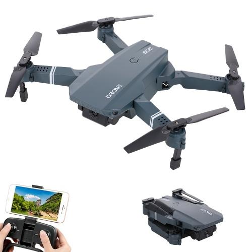 S107 Drone WiFi FPV Drone Траектория полета Высота удержания Жест Фото Видео RC Quadcopter