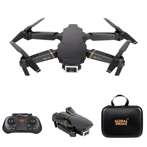 GD89 PRO 4K Camera RC Drone Auto Evita ostacolo Traccia Volo Sensore di gravità Modalità senza testa Flip 3D Quadricottero RC