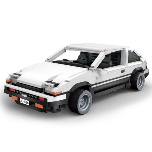 1550PCS Auto Modell Bausteine Bau Spielzeug DIY Montage Auto Eltern-Kind Spielzeug Home Indoor Spielzeug Geschenk für Kinder