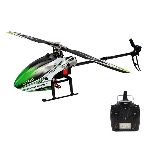 JJRC M03 RC Helicopter RTF 2.4G 6CH Brushless Aileronless Aircraft