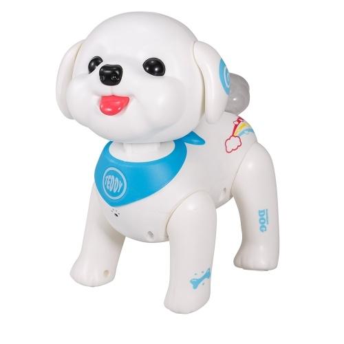 K19 RC Robot Teddy Puppy Robotic Dog Voice Control Program Robot