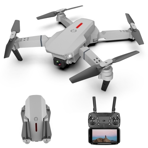 LS-E525 WiFi FPV 4K Kameradrohne Headless Mode Dual Camera Drone