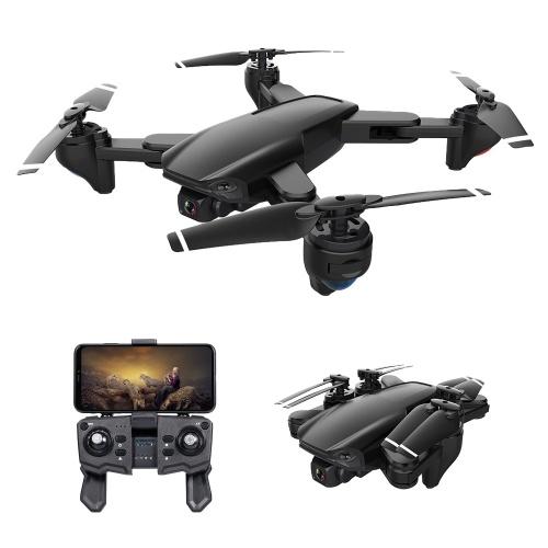 SG701S 5G Wi-Fi GPS 4K Двойная камера RC Drone Складная оптическая система позиционирования RC Quadcopter