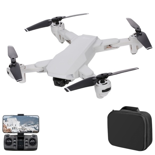 S103 5G Wifi GPS 4K Camera RC Drone Foldable Optical Flow Positioning RC Quadcopter with Headless Mode Waypoint Follow Surround Mode