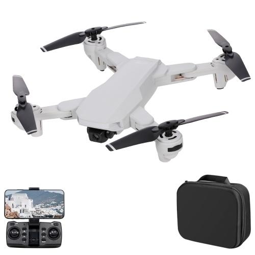 S103 5G Wifi GPS 4KカメラRCドローン折りたたみ式オプティカルフローポジショニングRCクワッドコプター、ヘッドレスモードウェイポイントフォローサラウンドモード