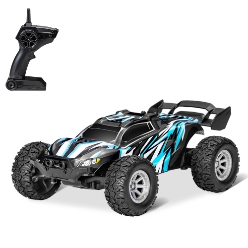 S638 2.4GHz 1:32 RC Car With LED Light 20KM/H High Speed Racing Car