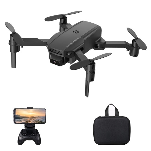 KF611 4K Camera Mini Drone Foldable Quadcopter Indoor Toy with Function Trajectory Flight Headless Mode 3D Flight Auto Hover Image