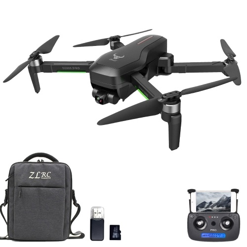 ZLRC Beast SG906 Pro 2 RC Drone with 3-Axis 4K Digital Camera