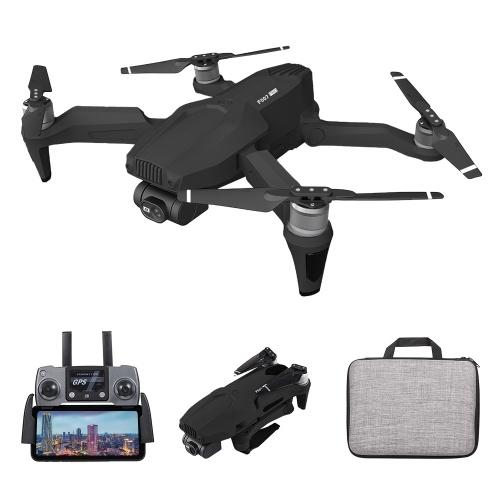 F007 PRO 5G WiFi FPV GPS 4K Kamera RC Drohne 90 ° elektronisch einstellbarer Winkel mit Tasche