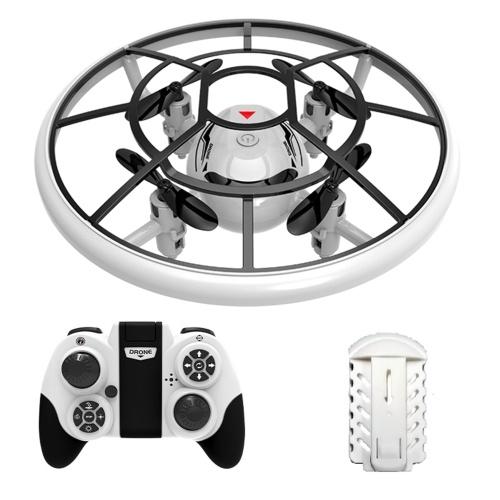 S122 Mini droni Round Drone Elicottero Altitude Hold Modalità senza testa 3D Flip LED Lights Quadricottero RC per allenamento