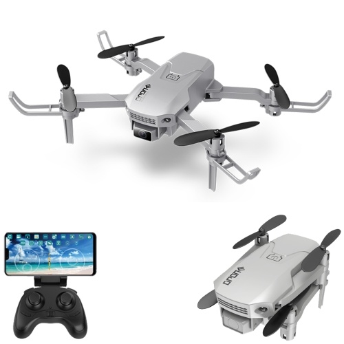 H1 4K Camera RC Drone Foldable Quadcopter with Function Trajectory Flight Headless Mode 3D Flight Auto Hover One Key Takeoff Landing