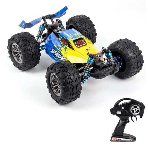 XLF F17  70km/h High Speed Racing Car 1/14 2.4GHz Brushless 4WD RC Car Off-Road Drift Car RTR with Metal Chassis Image