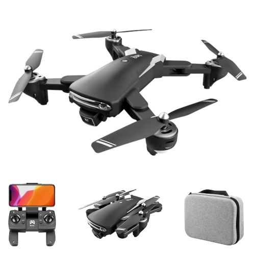 KK7 Pro 5G Wifi GPS 4K RC Drone Dual Camera Foldable Optical Flow Positioning RC Quadcopter with Storage Bag