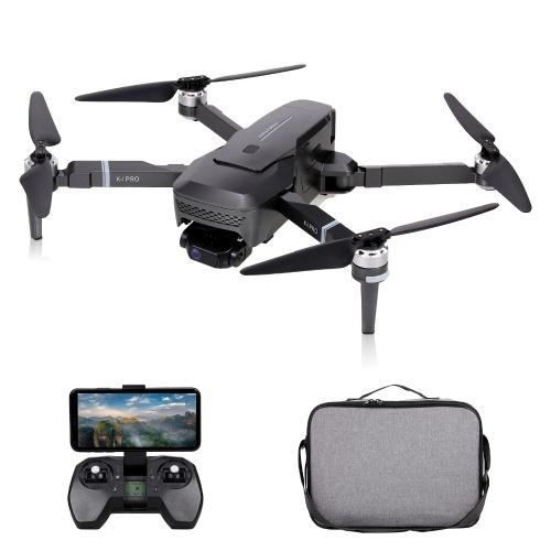 VISUO K1 PRO 5G Wifi FPV GPS RC Drone 4K fotografica Quadricottero motore brushless a 2 assi con giunto cardanico con custodia