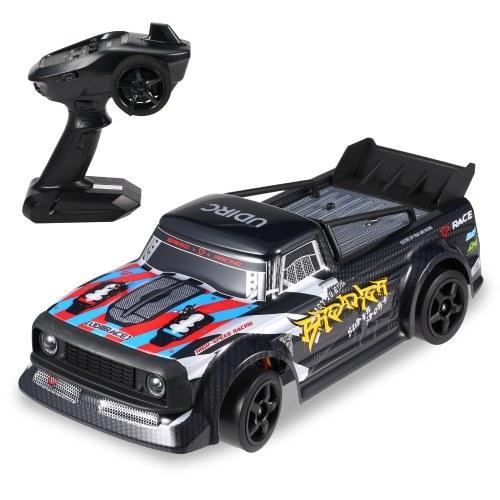 UdiRC UD1601 RC Drift Car 1/16 2.4GHz 4WD 30km/h RC Race Car High Speed RTR avec système de stabilité électronique