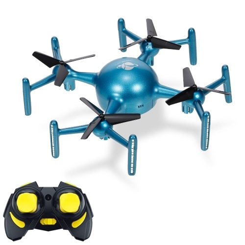 X09A LED Drone RC Drone Height Hold 2.4GHz Remote Control Drone with Lights APP Programming