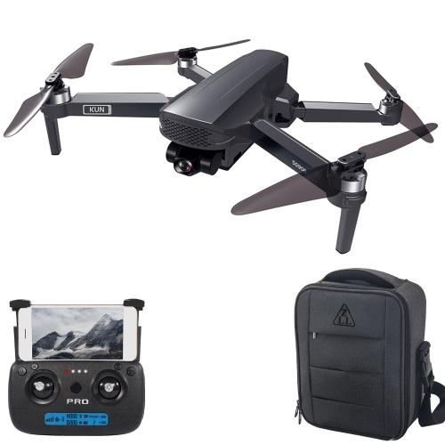 ZLL RC SG908 5G Wifi FPV GPS4KカメラRCドローン3軸ジンバルブラシレスモーターMVビデオストレージバッグ付き空中クワッドコプター