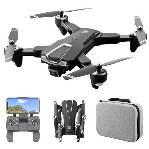 LS-25 5G WIFI FPV GPS 4K Camera RC Drone Doppia fotocamera con custodia