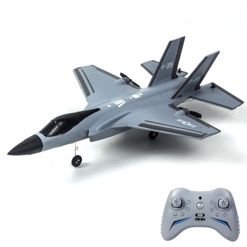 FX935 2.4G 3CH RC Airplane Flying Aircraft Combat Aircraft with LED Searchlight Image