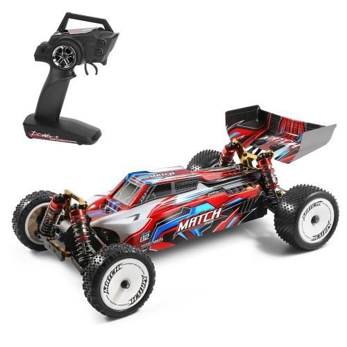 Wltoys XKS 104001 1/10 2.4GHz 4WD 45km/h RC Car Racing Car RC Buggy Racing Off-Road Drift Car