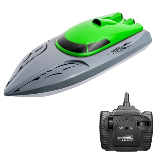 806 2.4G RC Boat 20KM/h Waterproof Toy High Speed RC Boat Racing Boat