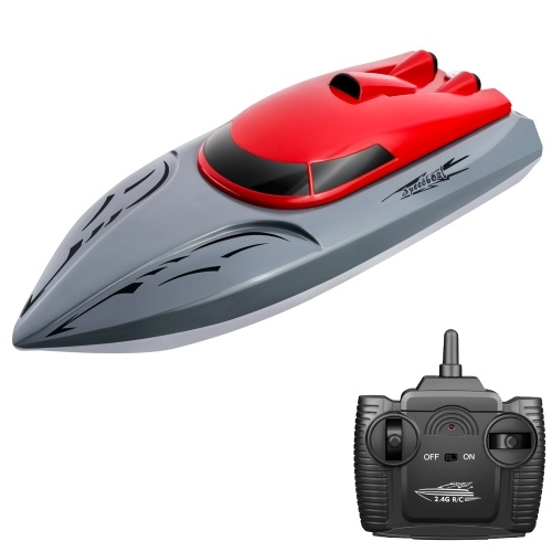 806 2.4G RC Boat 20KM/h Waterproof Toy High Speed RC Boat Racing Boat Image