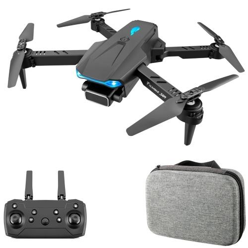 S89 RC Drohne RC Flugzeug Mini Falthöhe Hold Quadcopter RC Spielzeugdrohne mit kopflosem Modus