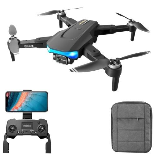 LS-38 5G Wifi GPS FPV 6K Kamera RC Drohne EIS Verwacklungsschutz Gimbal Bürstenloser Motor Video Antenne Quadcopter Smart Follow Mode Rucksack Paket