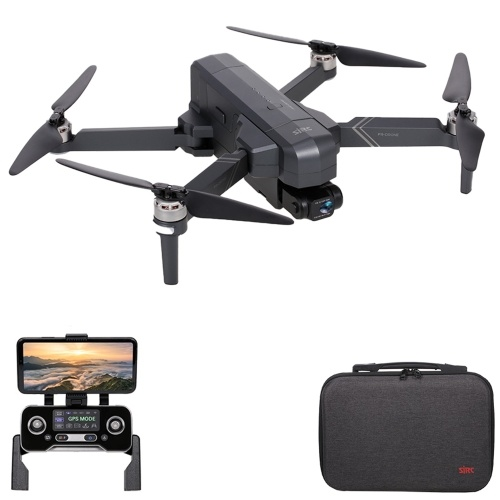 SJRC F11S PRO 5G Wifi FPV GPS 2.5K Camera RC Drone with 2-axis Gimbal Brushless Motor Quadcopter with Storage Bag