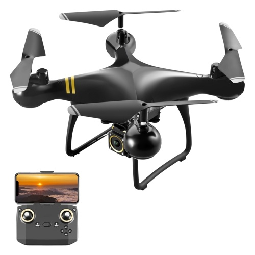 RC Drone with Camera 4K RC Quadcopter with Function Trajectory Flight Headless Mode One Click Return 360 ° Roll