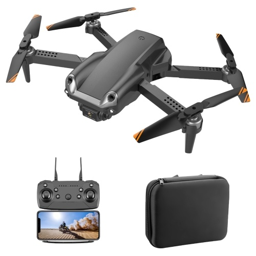 4K Camera RC Quadcopter RC Drone with Function Obstacle Avoidance Trajectory Flight Gesture Control Storage Bag Package