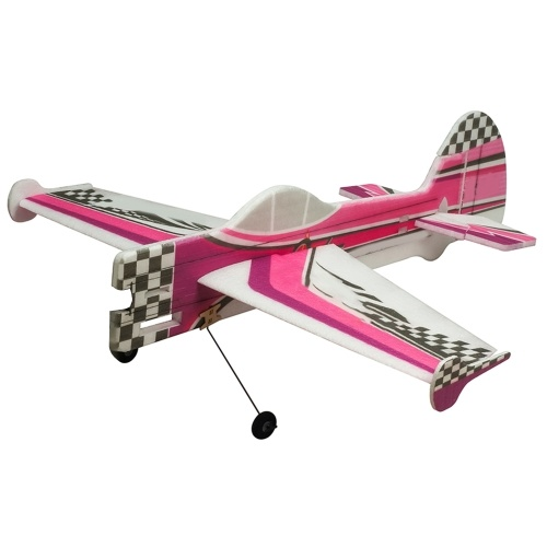 RC Airplane EPP Aircraft 800mm Wingspan Outdoor Flight Toys for Kids Boys DIY Assembly Model KIT Version
