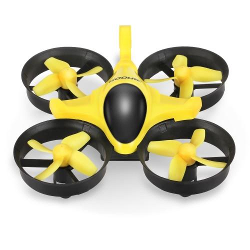 GoolRC Scorpion T36 2.4G 4CH 6-Axis Gyro 3D Flip Anti-Crush UFO RC Quadcopter RTF Drone avec 1 batterie supplémentaire Grands cadeaux Jouets