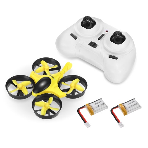 Image of Original GoolRC Scorpion T36 2,4G 4CH 6-Achsen-Gyro 3D-Flip Anti-Crush UFO RC Quadcopter RTF Drohne mit 1 Extra-Batterie Große Geschenke Spielzeug