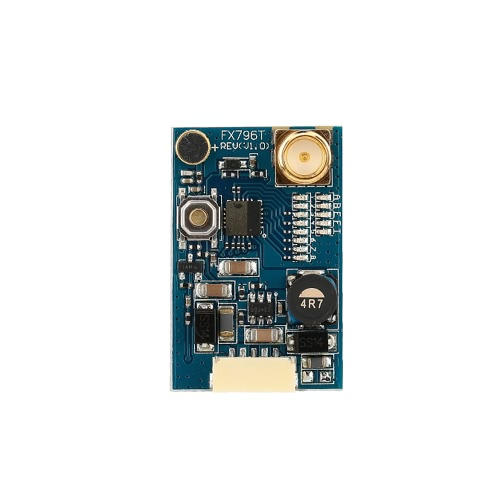 FX796T-L 5.8G 25mW 40CH ミニ 無線AV伝送器 5V出力 FPV空中撮影適用