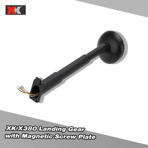 Original XK X380-004 Landing Gear with Magnetic Screw Plate for XK X380 RC Quadcopter