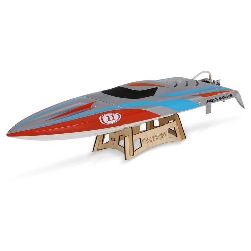 TFL Hobby 1111 Rocket 2.4G Racing Brushless Electric Water Cooling Speedboat Fibre Glass RC Boat