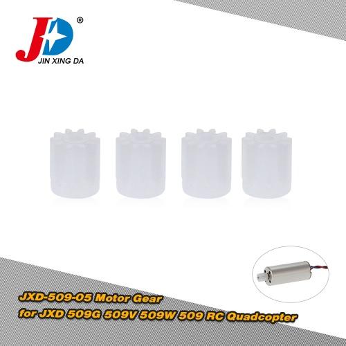 JXD 509G 509V 509W 509 RCクワッドローターのための4本オリジナルJXD JXD-509から05モーターギア