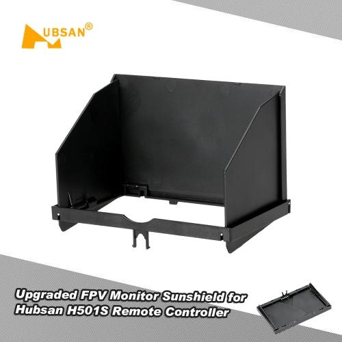 Aggiornato telecomando Tettuccio di copertura / FPV Monitor Parasole per Hubsan H501S telecomando