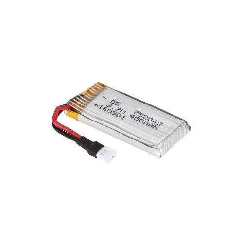 GoolRC T5 3.7V 450mAh Batterie Lipo pour GoolRC T5 T5C T5W T5G RC quadcopter