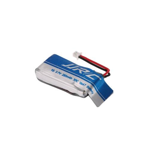 JJR / C H20C H20W RCクワッドローターのためのオリジナルJJR / C 3.7V 280mAh 30Cリポバッテリー