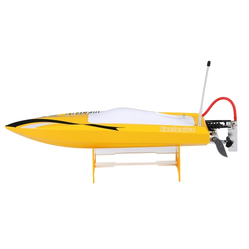 Original GEELANG NO.M455 Capsicum High Speed 45km/h Electric Brushless Fiberglass RC Racing Boat