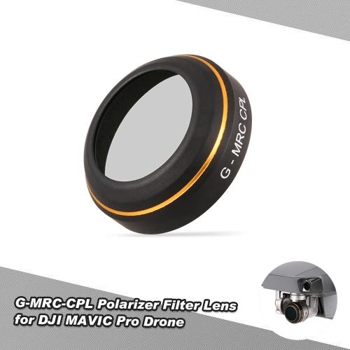 PGYTECH G-MRC-CPL Polarizer Filter Lens for DJI MAVIC Pro Drone