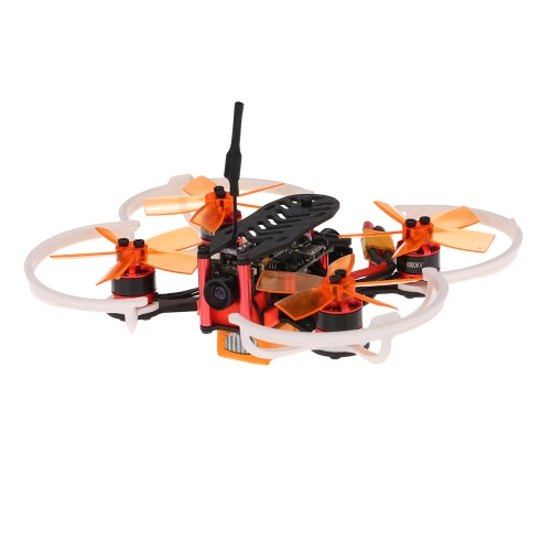 GoolRC G90 Pro 90 millimetri 5.8G 48CH Micro FPV Racing Drone Spazzola motore Quadcopter w / Flysky ricevitore F3 Flight Controller BNF