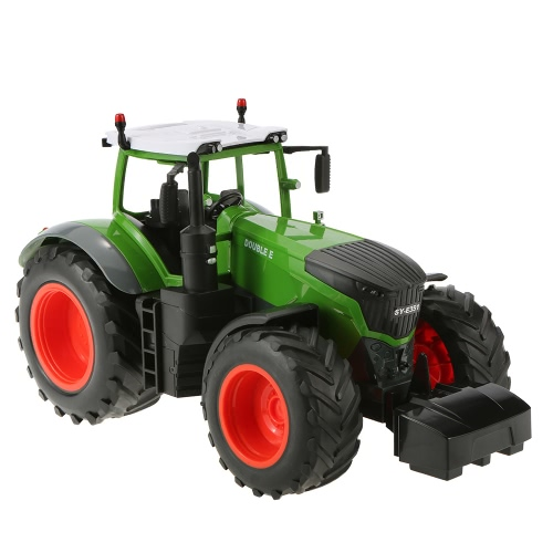 Original Double E E351-001 Remote Control 1/16 Farm Tractor RC Car от Tomtop.com INT